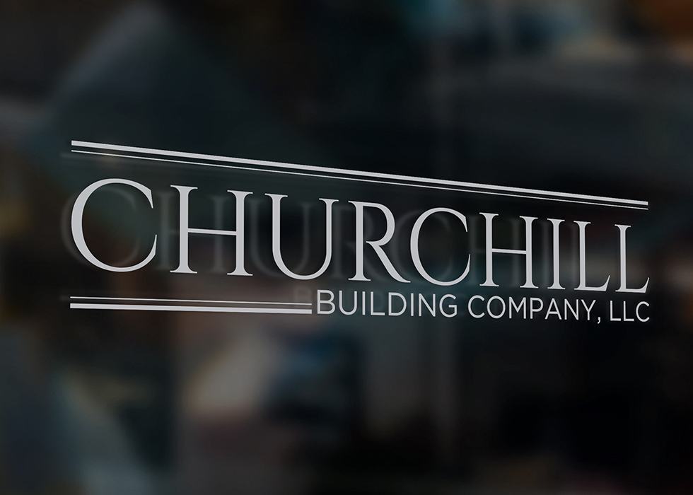 Churchill Building Company Logo