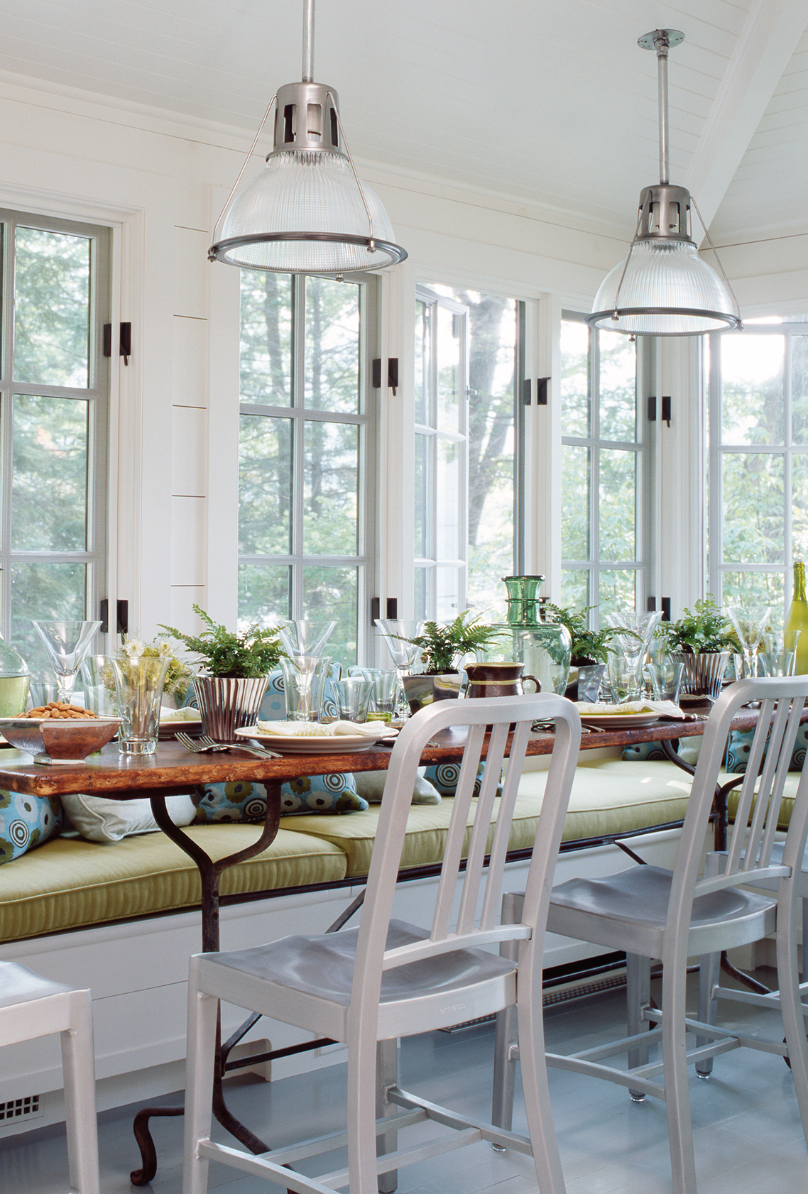Churchill Building Company · Lakefront Cottage