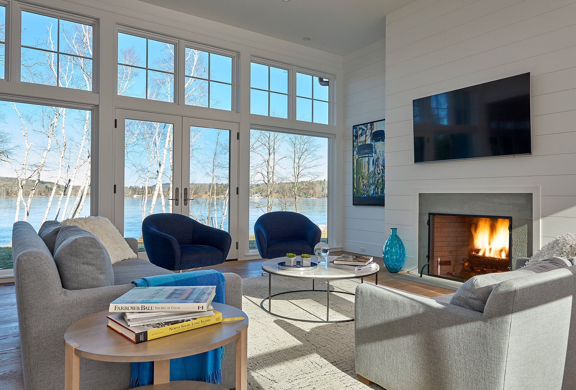 Churchill Building Company · Lakeville Lake Residence