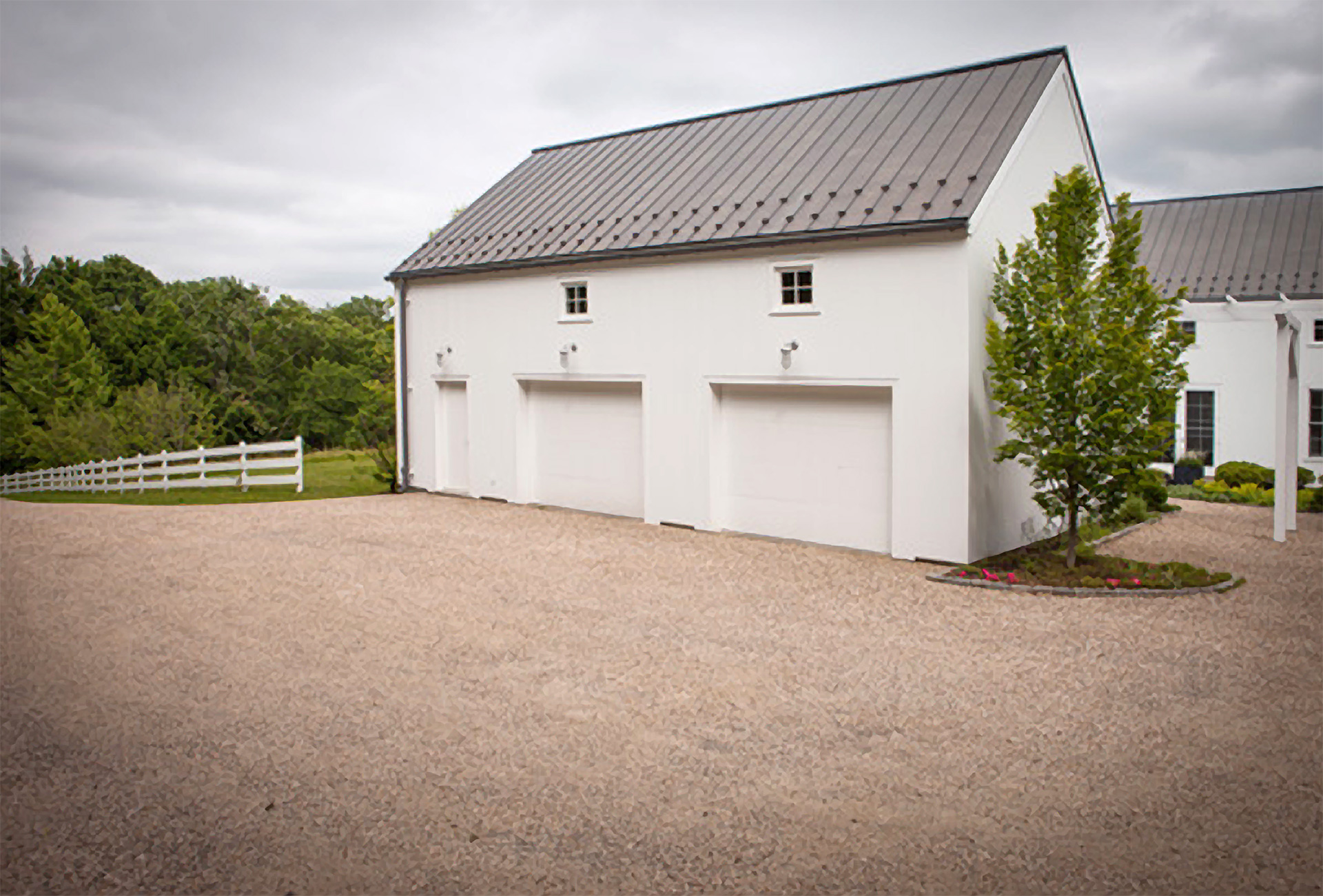 Churchill Building Company · Modern Barnhouse