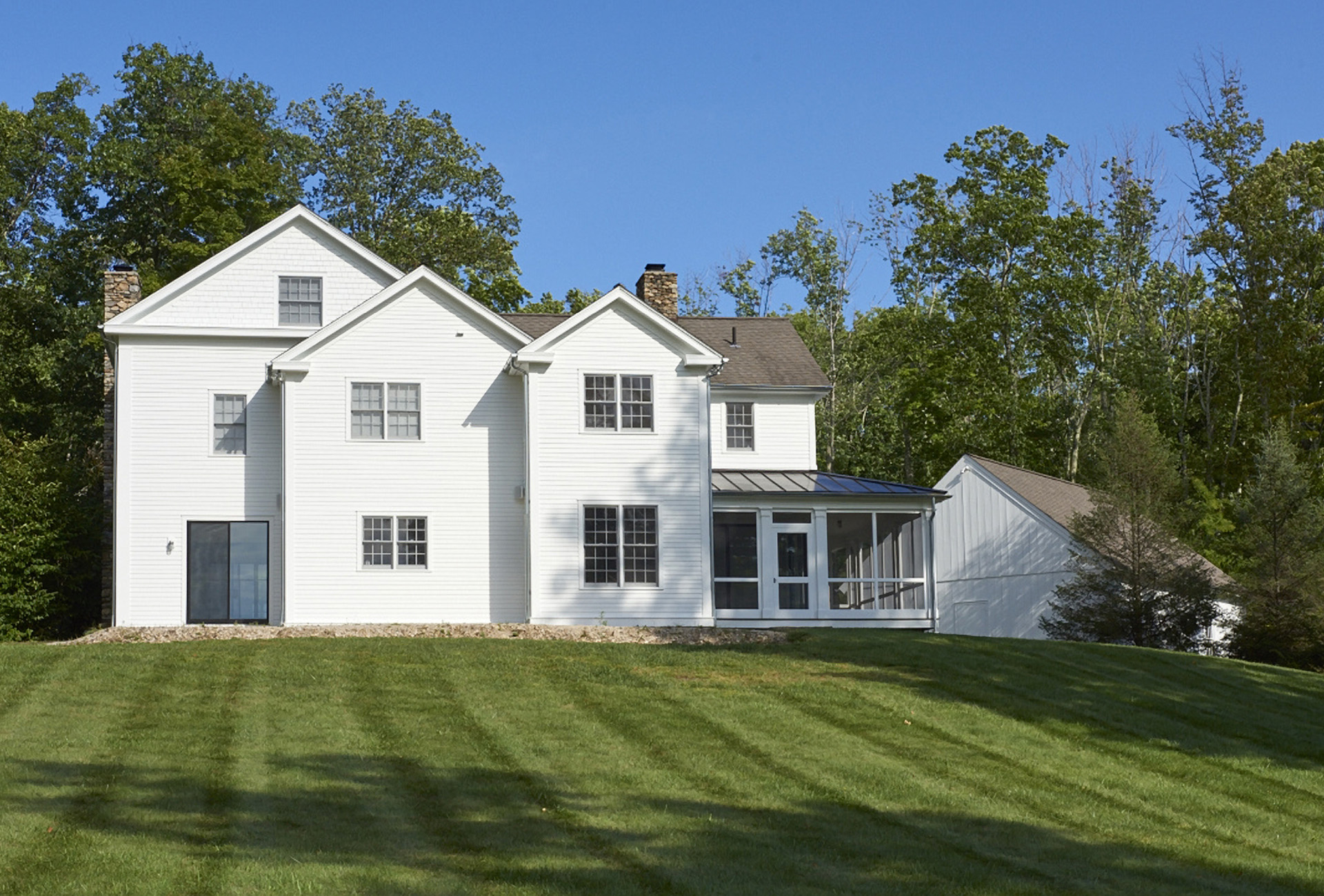Churchill Building Company · Salisbury Farm House