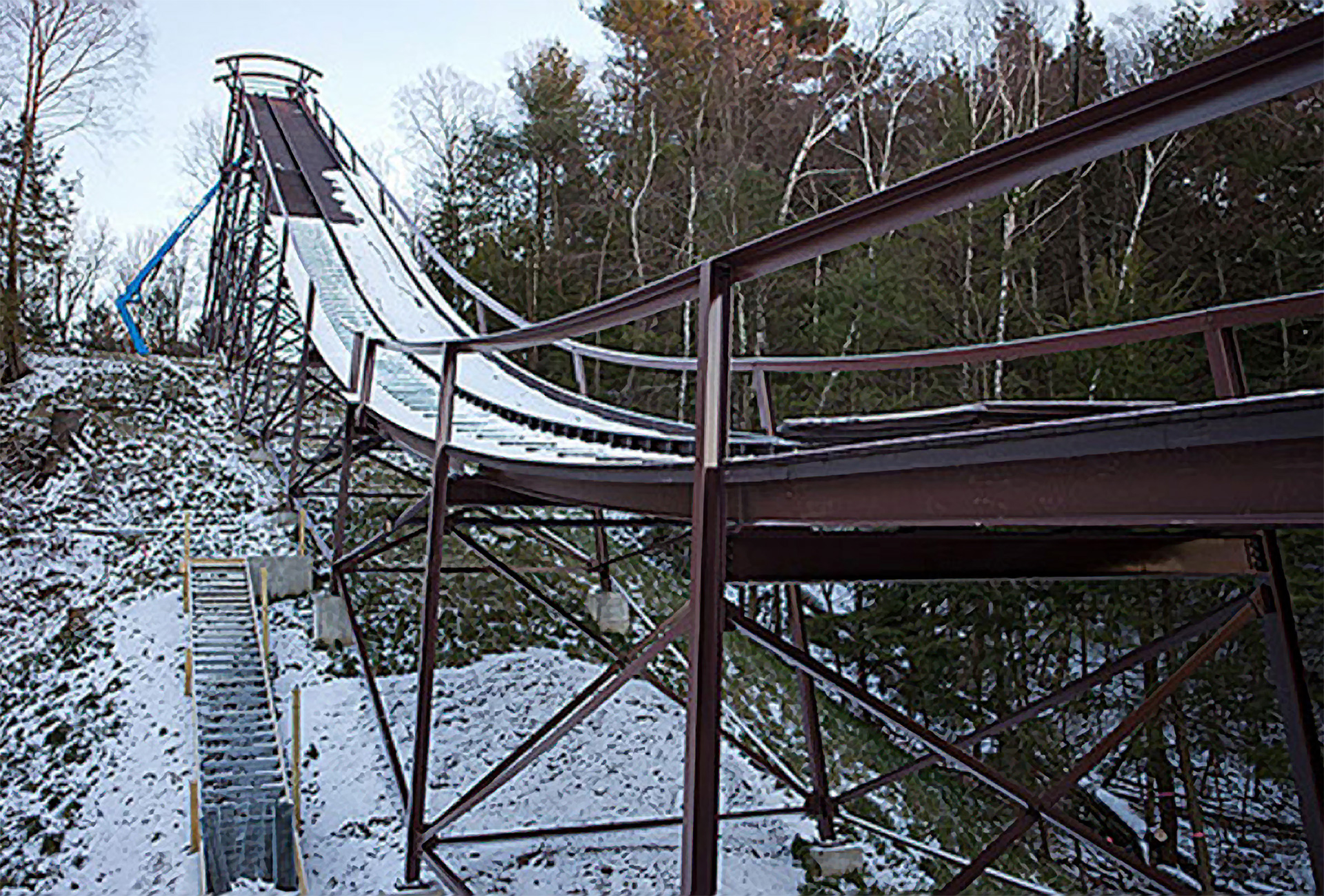 Churchill Building Company · Lakeville Ski Jump
